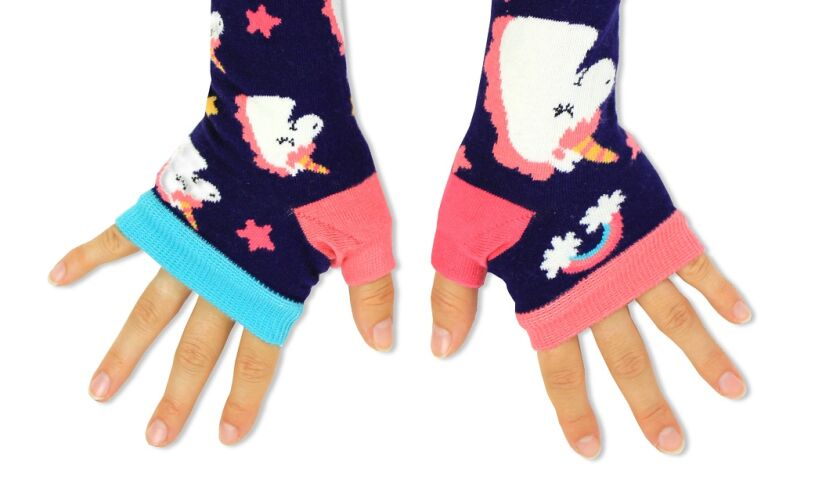 United Odd Socks Unicorn Arm Warmers