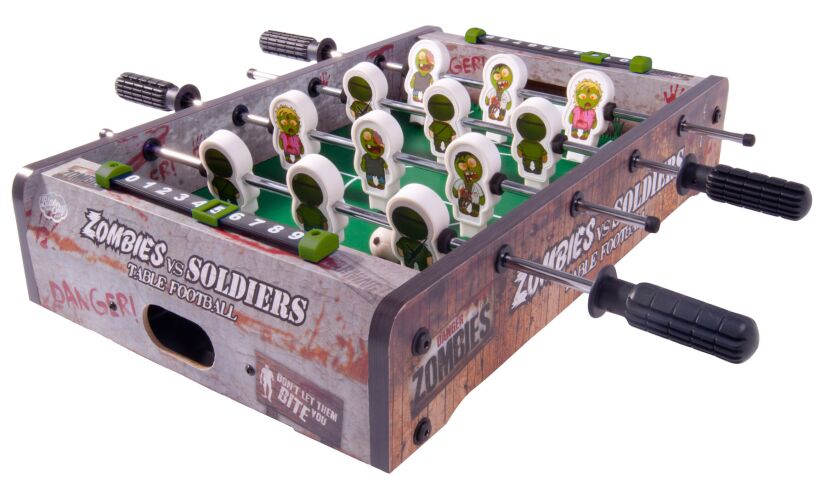 Zombies Soldiers Table Football