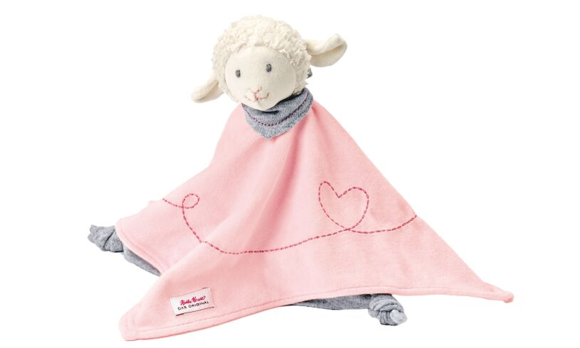 Mojo the Lamb Rose Comforter