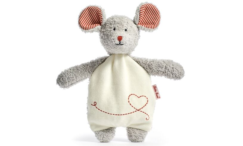 Robin Mouse Cherrystone Pillow