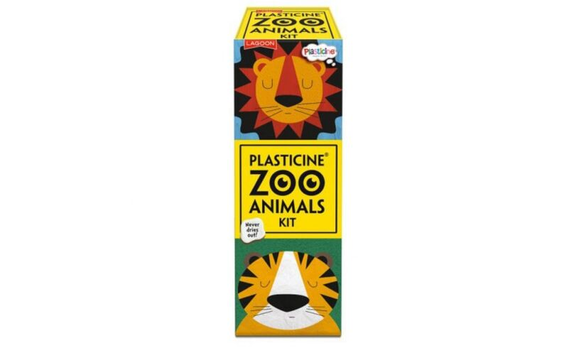 Plasticine Zoo Animals