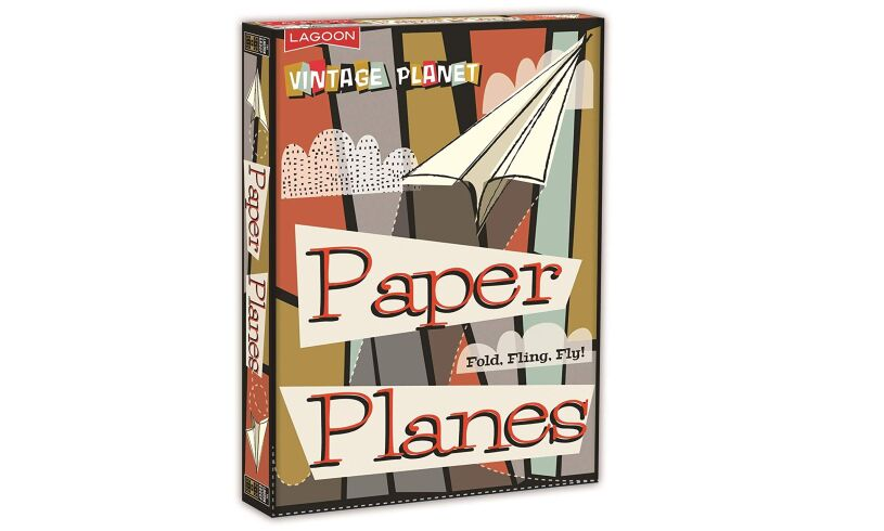 Lagoon Group Vintage Paper Planes