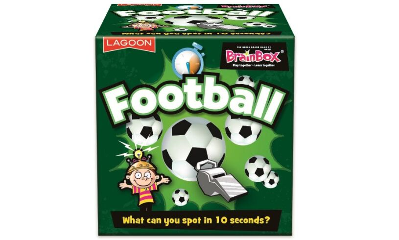 Lagoon Group Tabletop Brainbox Football