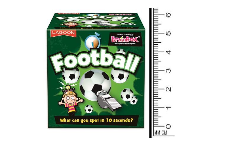 Tabletop Brainbox Football Lagoon