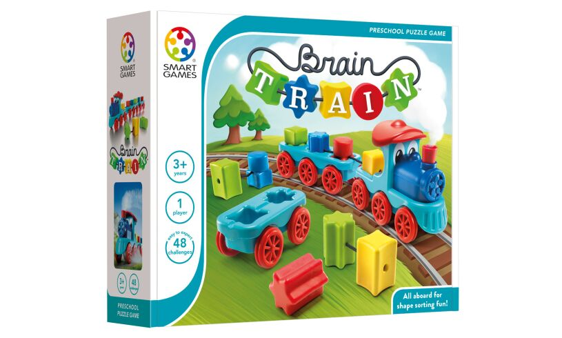 Brain Train Smart Games SG040