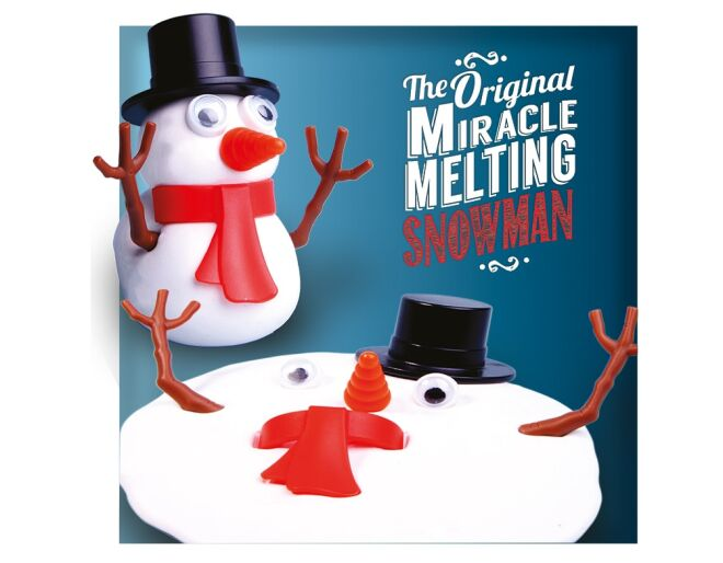 Bluesky Miracle Melting Snowman