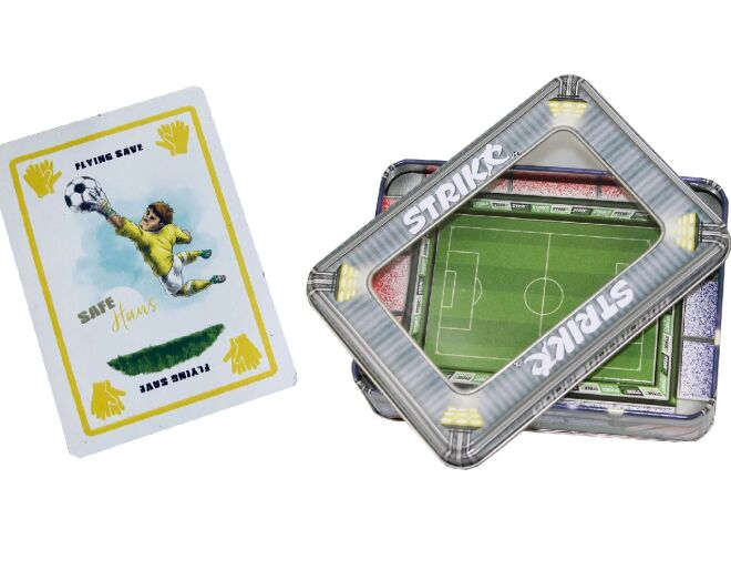 Strikr Card Football Game
