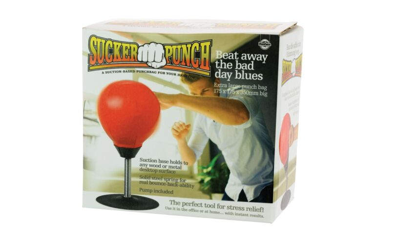 Funtime Gifts Sucker Punch