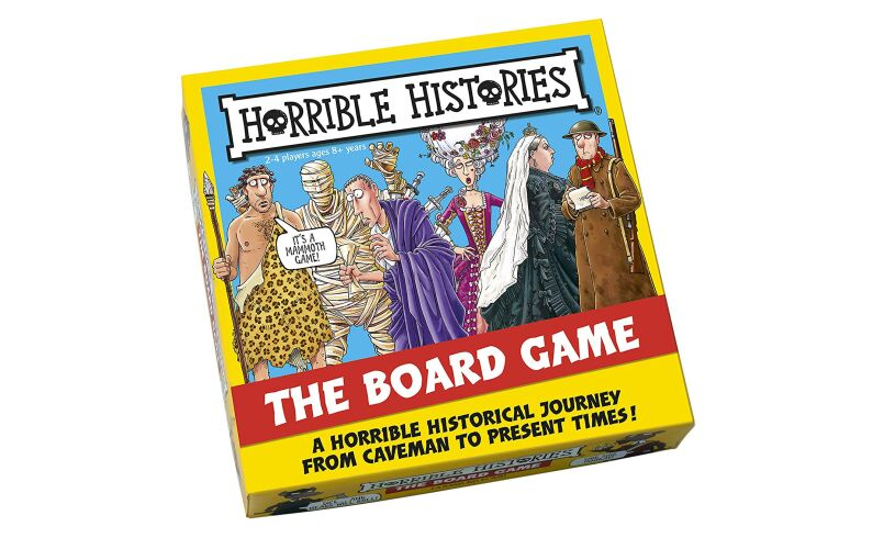 Horrible Histories The Board Game
