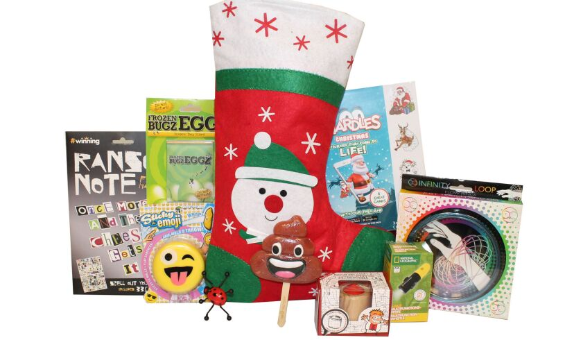 Wicked Uncle Christmas Stocking