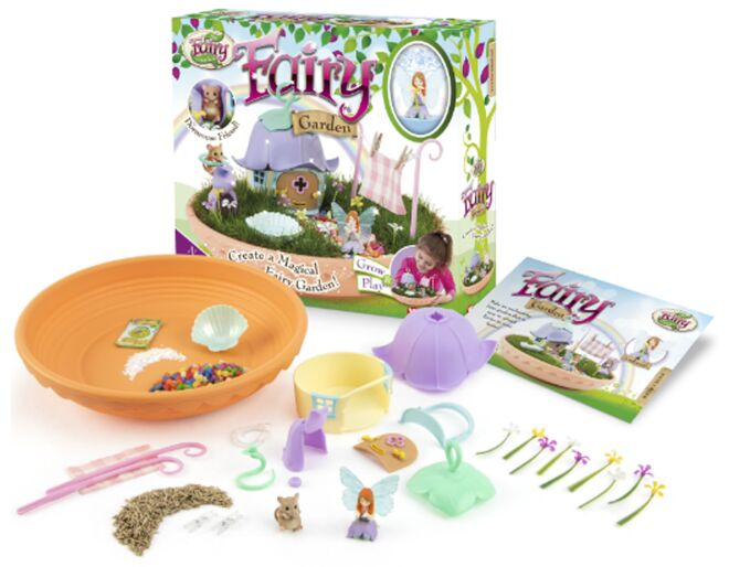 Magical Fairy Garden Packaging