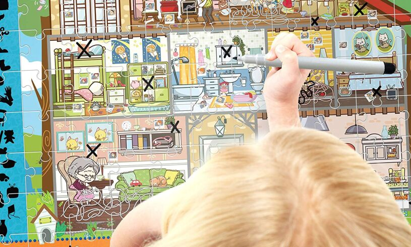 Headu Childrens Brain Trainer Puzzle