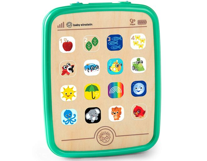 Magic Touch Curiousity Tablet