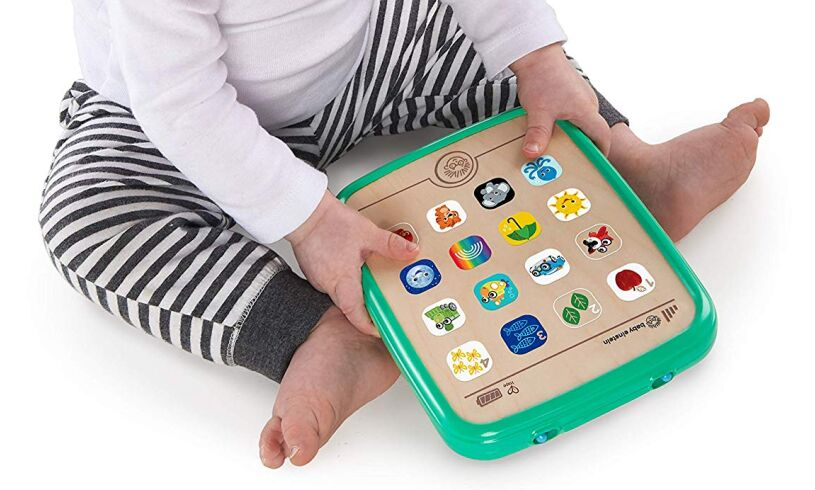 Hape Magic Touch Curiousity Tablet