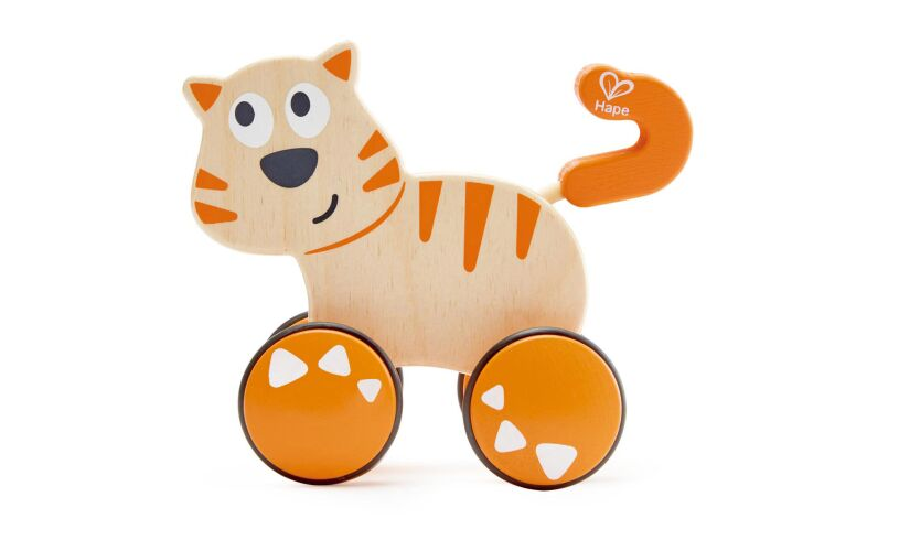 Hape Dante Push and Go Cat E0363