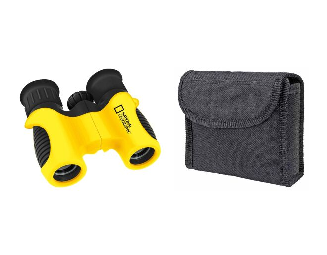 National Geographic Binoculars & Case