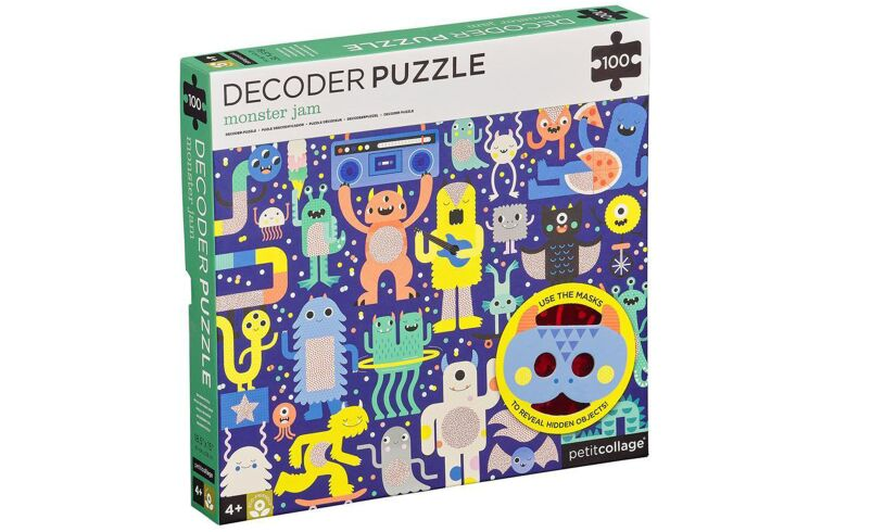 Monster Jam Puzzle