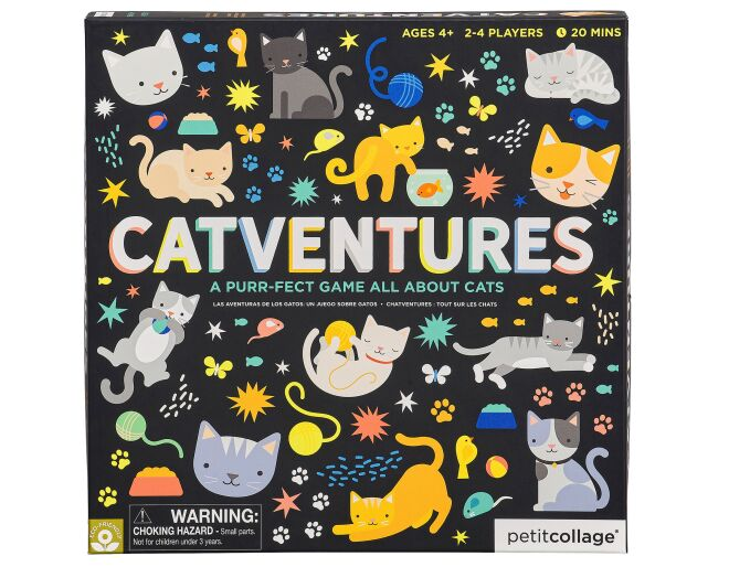 Catventures - A Purr-fect Game