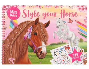Miss Melody Style Your Horse Depesche