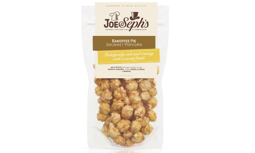 Joe & Seph's Banoffee Pie Popcorn