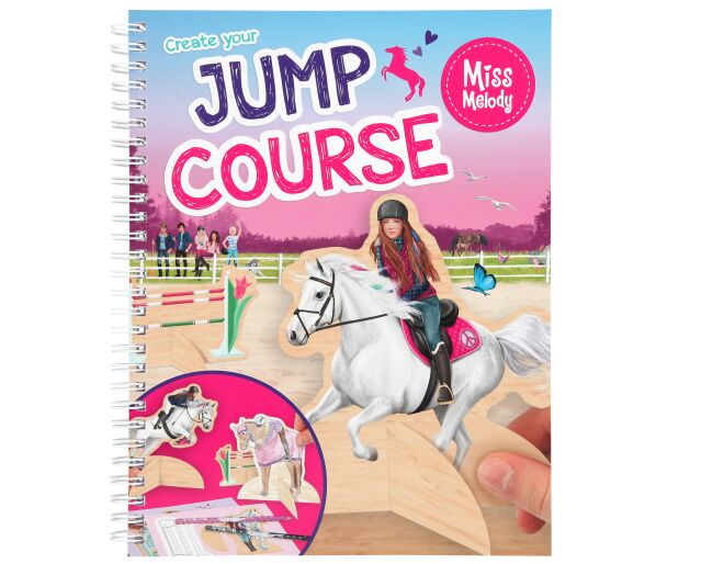 Miss Melody Create your Jump Course