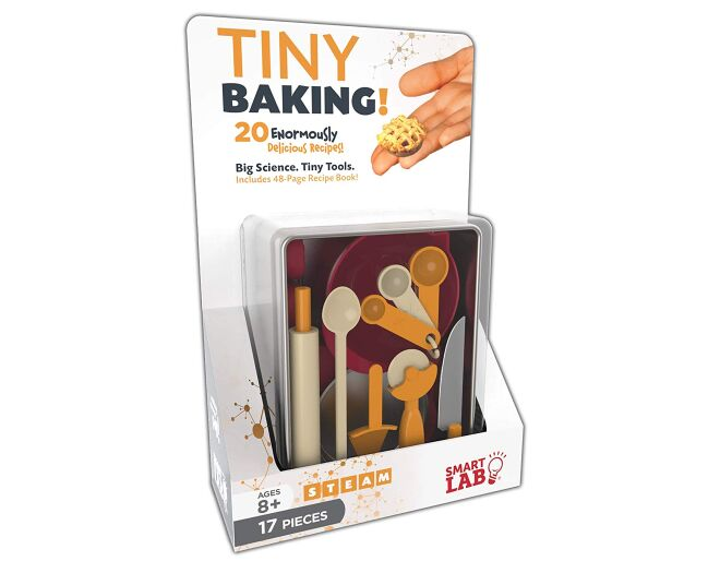 Smart Lab Tiny Baking