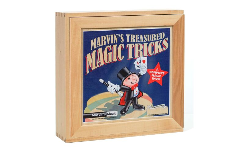 Marvin's Magic Treasured  Tricks