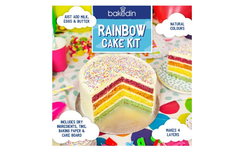 Rainbow Cake Lifestyle