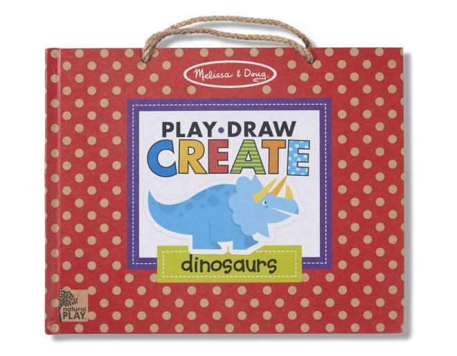 Play Draw Create Dinosaurs