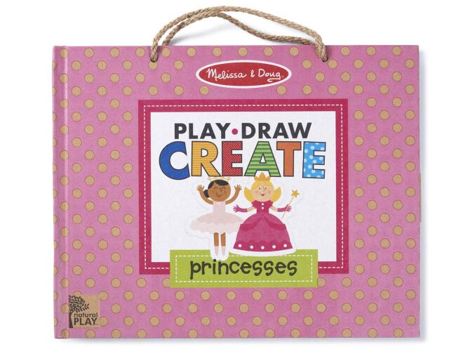 Play Draw Create Princess