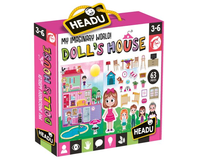My Imaginary World! Doll's House