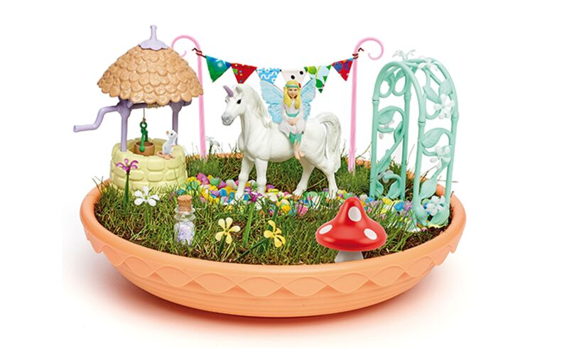 My Fairy Garden Unicorn Garden
