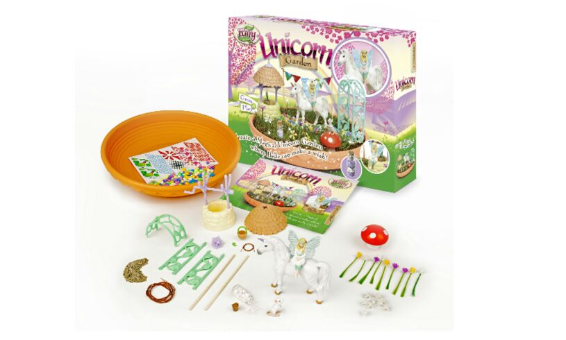 Unicorn Garden Interplay