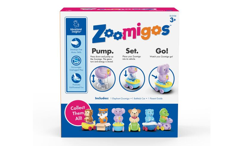Zoomigos Educational Insights