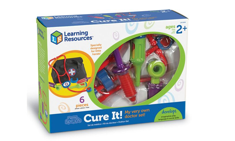 Cure It! My Very Own Doctor Set Learning Resources