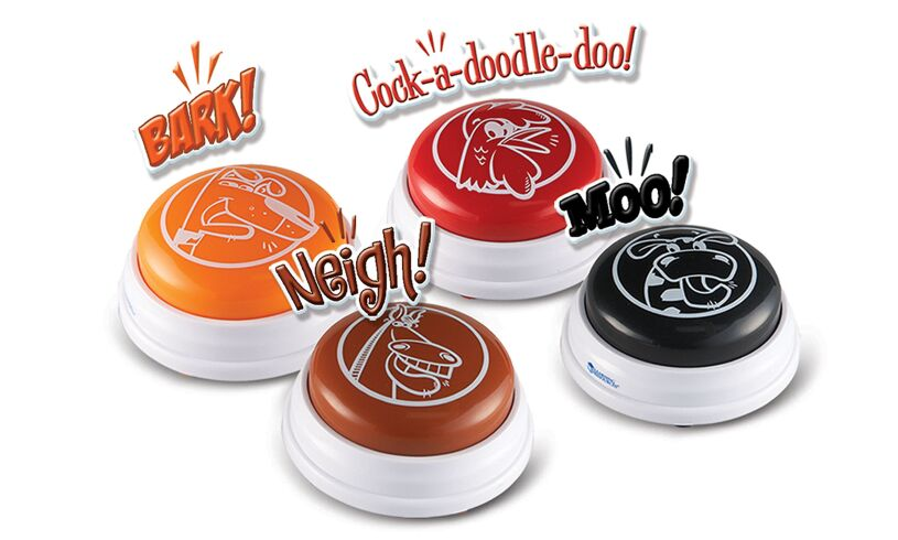 Barnyard Answer Buzzers