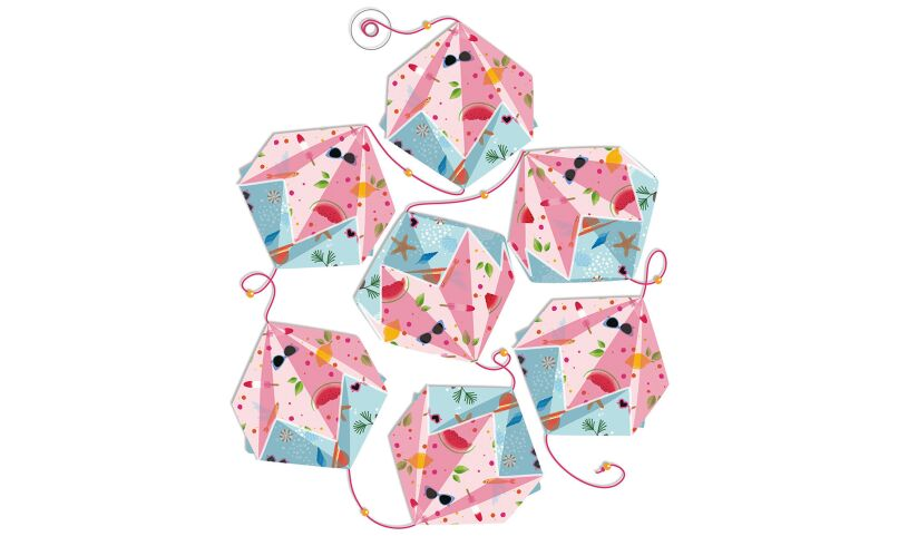 Create Origami Decorations