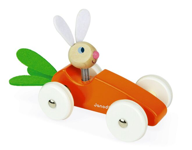 Janod Carrot Car