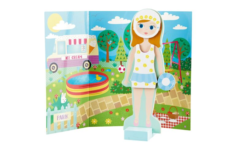 Floss and Rock Elsie Magnetic Dress Up