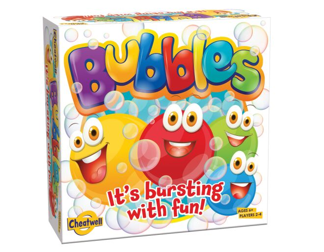 Bubbles Match and Grab Game