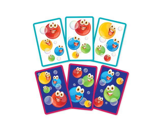 Bubbles Card Game