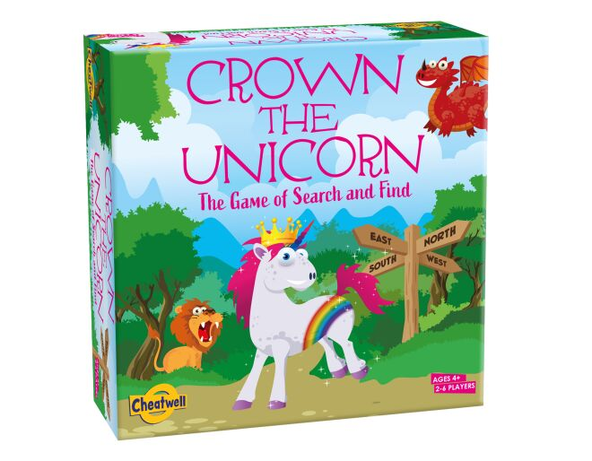 Crown The Unicorn