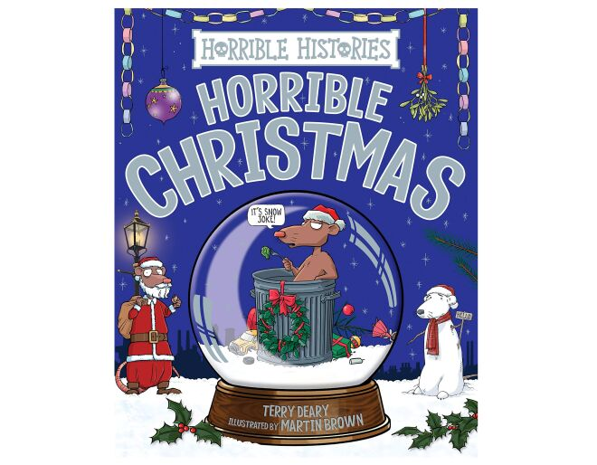 Horrible Histories Horrible Christmas Book
