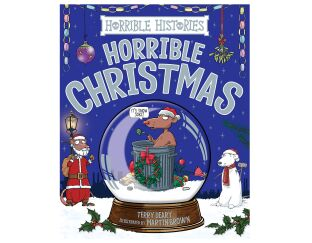 Horrible Histories - The Big Fat Christmas Book