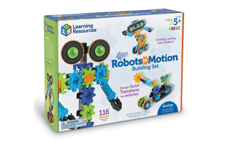 Learning Resources Robots in Motion