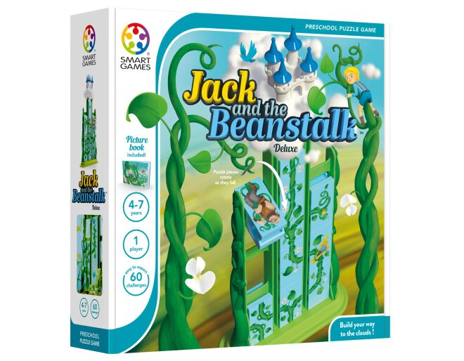 Jack and the Beanstalk Puzzle Game