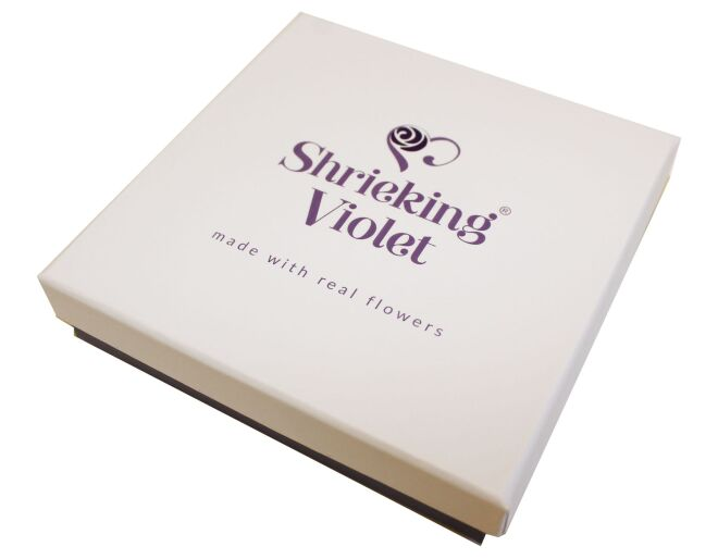 Shrieking Violet Pendant Box