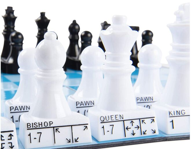 Chess Teacher Spin Master