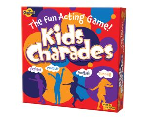 Kids Charades Fun Acting Game