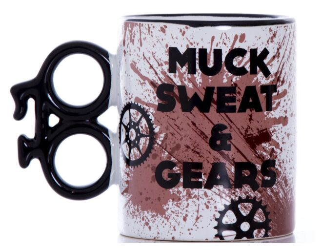Muck Sweat and Gears Mug